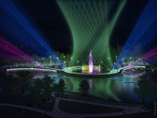 парка царицыно в москве